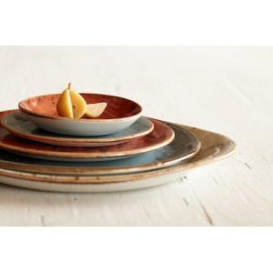 Салатник «Craft», 1000 мл, D 25,5 см, H 3,5 см, оливковый, Steelite, Великобритания, арт. 9268, фото 2