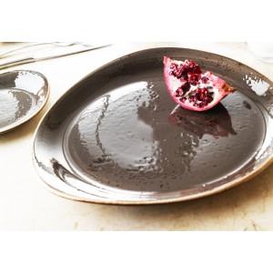 Салатник «Craft», 670 мл, L 28 см, W 24 см, серый, Steelite, Великобритания, арт. 9279, фото 2