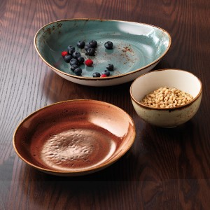 Тарелка мелкая «Craft», L 25,5 см, W 20,5 см, синий, Steelite, Великобритания, арт. 9051, фото 4