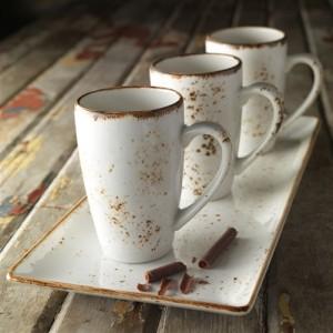 Чайник заварочный «Craft», 425 мл, H 11,5 см, белый, Steelite, Великобритания, арт. 9657, фото 3