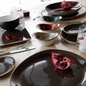 Тарелка мелкая «Craft», L 25,5 см, W 20,5 см, серый, Steelite, Великобритания, арт. 9045, фото 2