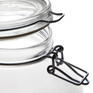 Банка для сыпучих продуктов «Fido», 2,15 л, D 10,5 см, H 22 см,  стекло, Bormioli Rocco - Fidenza, Италия, арт. 4741, фото 3