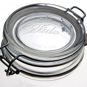 Банка для сыпучих продуктов «Fido», 5 л, D 15 см, H 27 см,  стекло, Bormioli Rocco - Fidenza, Италия, арт. 4739, фото 4