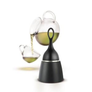Ситечко FLOATEA Mini для заваривания чая, черный, AdHoc, арт. 17532, фото 9