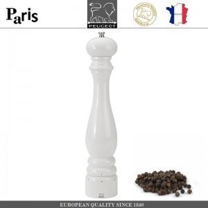 Мельница PARIS CLASSIC Laque Blanc для перца, H 50 см, белый, PEUGEOT, Франция, арт. 69653, фото 1