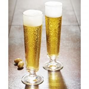 Бокал пивной ''Dortmund'', 360 мл, D 6,5 см, H 24 см, стекло, Durobor, Бельгия, арт. 30216, фото 2
