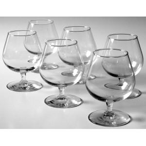 Бокал для бренди ''Elite'', 252 мл, D 8 см, H 10,1 см, стекло, Durobor, Бельгия, арт. 30001, фото 2