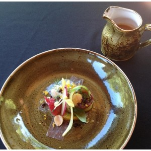 Формочка порционная «Craft», 55 мл, D 6,5 см, коричневый, Steelite, Великобритания, арт. 9327, фото 3