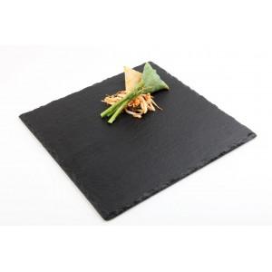 Камень для подачи, 30 x 30 см, сланец натуральный, APS, Германия, арт. 6976, фото 4