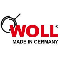 Лопатка, L 27 см, жаропрочный силикон, WOLL, Германия, арт. 11909, фото 2