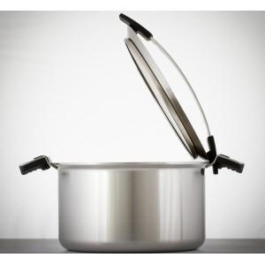 Кастрюля с крышкой Concept PRO, 4 л, D 24 см, нержавеющая сталь 18/10, WOLL, Германия, арт. 36265, фото 3