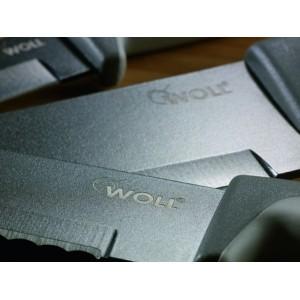 Нож поварской, L 20 см, углеродистая сталь, Woll, Германия, арт. 36259, фото 3