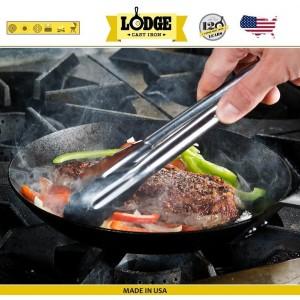 Сковорода стальная, D 25 см, карбоновая сталь, Lodge, США, арт. 5249, фото 6