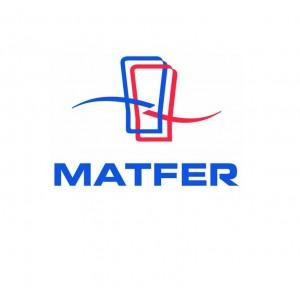Лопатка изогнутая, L 30 см, W 4 см,  сталь нержавеющая, пластик, MATFER, Франция, арт. 5480, фото 3