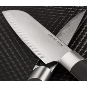Нож поварской «Platinum», L 39 см, W 5 см,  сталь нержавеющая, Felix, Германия, арт. 4938, фото 3