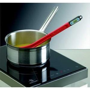 Термометр-лопатка (-20 до 200С), L 38,5 см, W 5 см,  пластик жаропрочный, MATFER, Франция, арт. 5639, фото 3