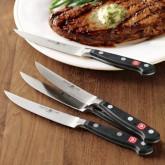 Вилки, ножи для стейка