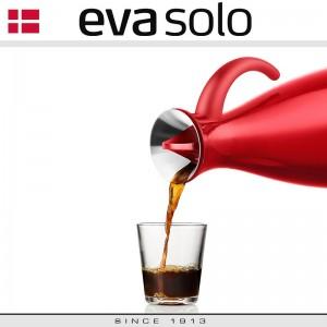 Кувшин-термос VACUUM JUG глянцевый красный, 1 л, Eva Solo, арт. 87568, фото 2