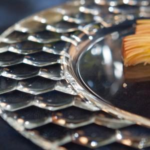 Блюдо подстановочное, D 32 см, стекло, серия Honey, Vidivi, Италия, арт. 30953, фото 4