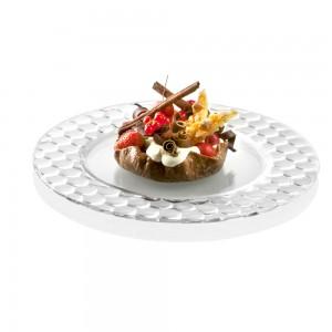Блюдо подстановочное, D 32 см, стекло, серия Honey, Vidivi, Италия, арт. 30953, фото 2