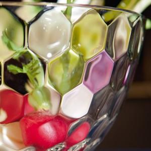 Салатник, D 20 см, H 9 см, стекло, серия Honey, Vidivi, Италия, арт. 31471, фото 4
