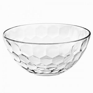 Салатник, D 20 см, H 9 см, стекло, серия Honey, Vidivi, Италия, арт. 31471, фото 1