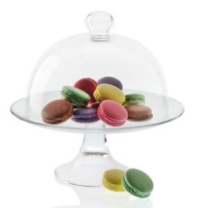 Крышка для тортовницы ''San Marco'', D 23 см, H 18 см, стекло, Vidivi, Италия, арт. 31716, фото 2