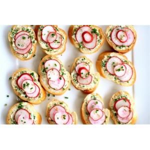Щипцы для бутербродов и закусок, жаропрочные, L 28 см, APS, Германия, арт. 4713, фото 2