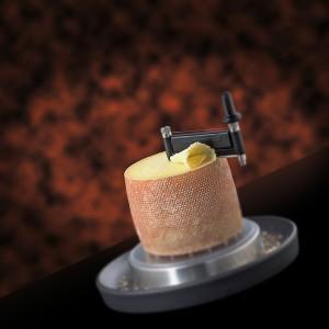 Сырорезка, D 22 см, H 17 см, сталь, дерево, ZASSENHAUS, Германия, арт. 11958, фото 2