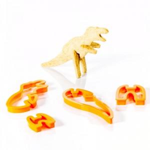 Формы для печенья 3d, Тираннозавр, серия Dinosaur, Suck Uk, Великобритания, арт. 13439, фото 3