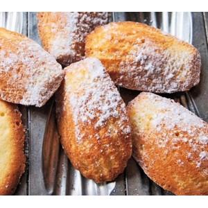 Форма для печенья «Мадлен», 20 ячеек, сталь, антипригарное покрытие, Paderno, Италия, арт. 6337, фото 2