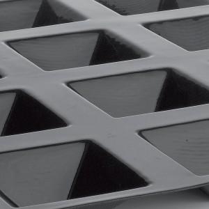 Форма кондитерская пирамида, 24 ячейки, H 4 см, L 7 см, W 7 см, MATFER, Франция, арт. 34241, фото 3