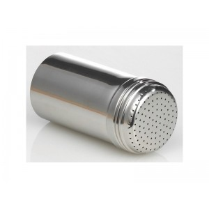 Емкость для сахарной пудры, D 7 см, H 14,5 см,  сталь нержавеющая, MATFER, Франция, арт. 5551, фото 3