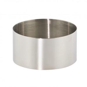 Набор универсальных форм «Кольцо», 2 шт, D 7,5 см, H 4,5 см, ILSA, Италия, арт. 5125, фото 7