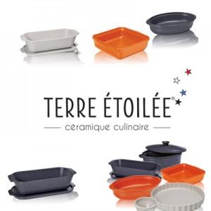Рамекин волнистый, D 9.5 см, жаропрочный фарфор, оранжевый, Chef, Terre Etoilee, Франция, арт. 36325, фото 4