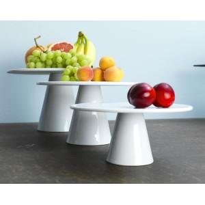 Подставка для торта, пирожных «Roselli Rise», D 24,5 см, фарфор, Steelite, Великобритания, арт. 9375, фото 2