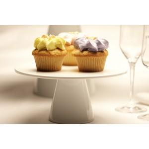 Подставка для торта, пирожных «Roselli Rise», D 24,5 см, фарфор, Steelite, Великобритания, арт. 9375, фото 6