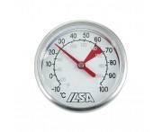 Термометр для молока, (от -10 до +100 С),  D 4,5 см, L 13,8 см, ILSA, Италия