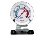 Термометр для духовки ( от +50 до 300 С), D 7 см, H 8,5 см, сталь нержавеющая, Paderno, Италия
