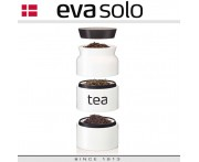 Банка 3 в 1 Tea Tower для чая, фарфор, Eva Solo