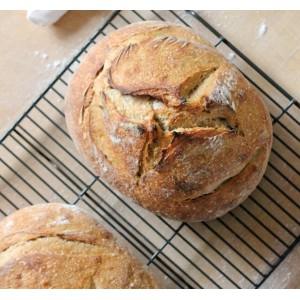 Корзина для расстойки хлеба с чехлом, D 21 см, лоза ивовая, текстиль, MATFER, Франция, арт. 5451, фото 2