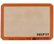 Лист кондитерский, L 40 см, W 30 см, силикон, Silpat, Paderno, Франция-Италия