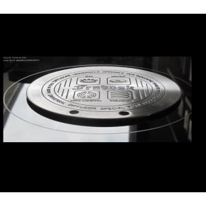 Индукционный адаптер со съемной ручкой, D 22 см, сталь нержавеющая, FRABOSK, Италия, арт. 34746, фото 6