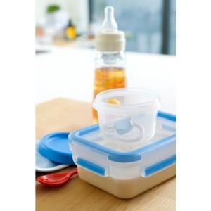 Герметичный контейнер для хранения CLIP & CLOSE, прямоугольный, 3,7 л, L 26,3 см, W 19,5 см, H 11 см, пищевой пластик, Emsa, Германия, арт. 11790, фото 3