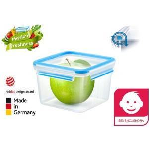 Герметичный контейнер для хранения CLIP & CLOSE, прямоугольный, 3,7 л, L 26,3 см, W 19,5 см, H 11 см, пищевой пластик, Emsa, Германия, арт. 11790, фото 12