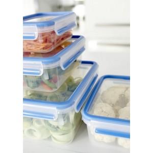 Герметичный контейнер для хранения CLIP & CLOSE, прямоугольный, 3,7 л, L 26,3 см, W 19,5 см, H 11 см, пищевой пластик, Emsa, Германия, арт. 11790, фото 5