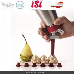 Сифон Gourmet для сливок, эспумас, соусов, 500 мл, iSi, Австрия, арт. 30514, фото 11