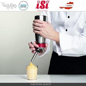 Сифон Gourmet для сливок, эспумас, соусов, 500 мл, iSi, Австрия, арт. 30514, фото 7
