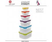 Контейнеры NEST 6 для пищевых продуктов, 6 штук, Joseph Joseph, Великобритания
