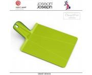 Средняя доска Chop2pot складная, зеленый, Joseph Joseph, Великобритания
